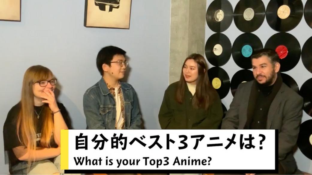 自分的ベストアニメは?