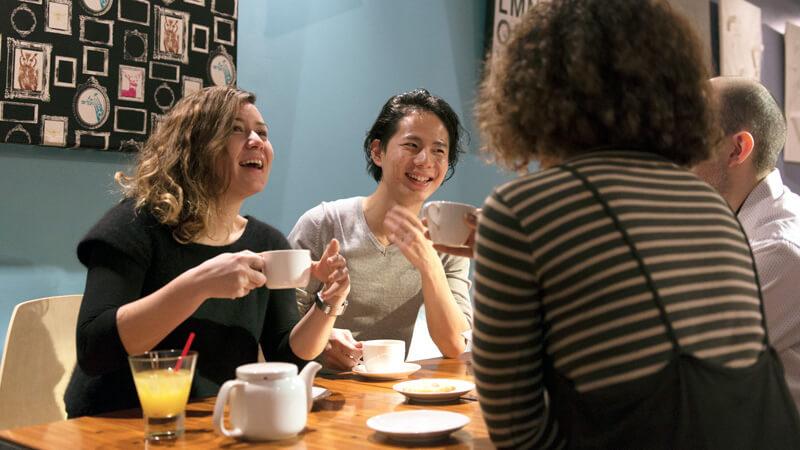 英語,勉強法,勉強,英会話,英会話カフェ,ランカル,LanCul